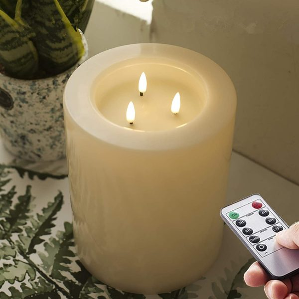 Large Candles